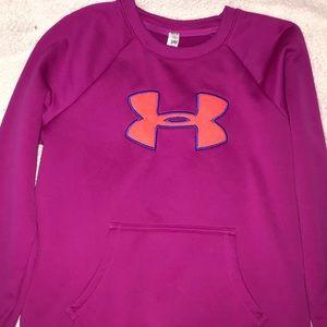 Women's Medium Under Armour Cold Gear Sweatshirt